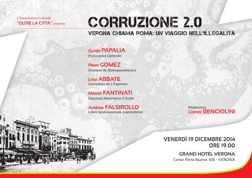 Corruzione 2.0. Da Verona a Roma: viaggio nell'illegalità